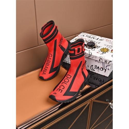 Dolce & Gabbana D&G Boots For Women #808160