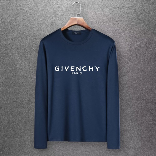 Givenchy T-Shirts Long Sleeved O-Neck For Men #808334