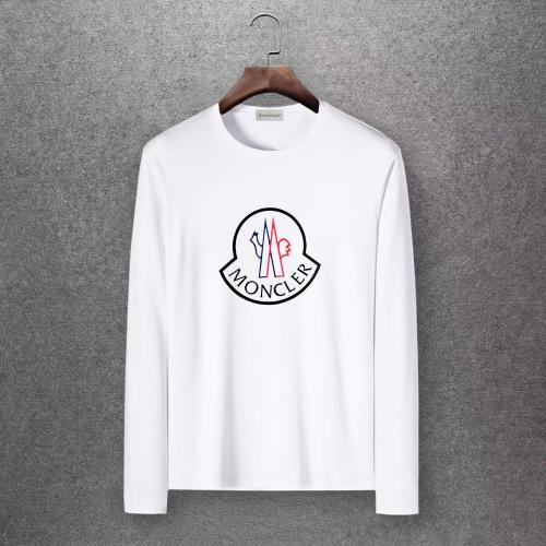 Moncler T-Shirts Long Sleeved O-Neck For Men #808429