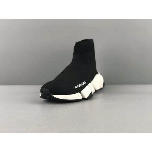Replica Balenciaga Boots For Men #808448 $130.00 USD for Wholesale