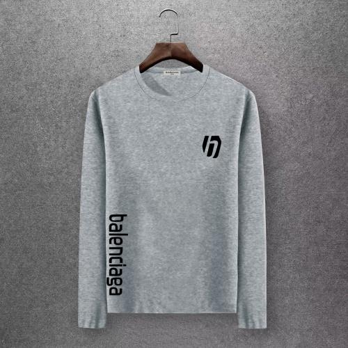 Balenciaga T-Shirts Long Sleeved O-Neck For Men #808467