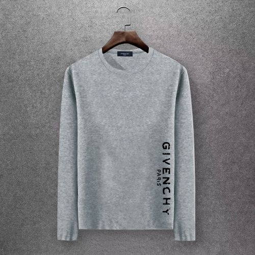 Givenchy T-Shirts Long Sleeved O-Neck For Men #808492