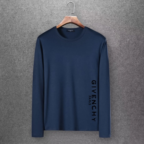 Givenchy T-Shirts Long Sleeved O-Neck For Men #808493