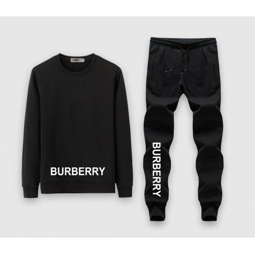 Burberry Tracksuits Long Sleeved O-Neck For Men #808556