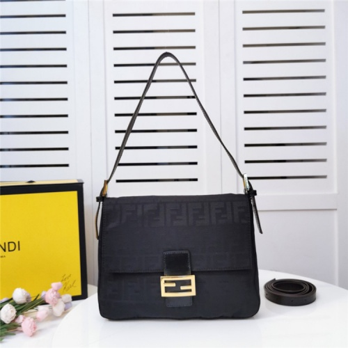 Fendi AAA Quality Shoulder Bags For Women #808584