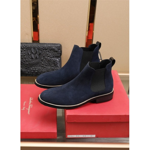 Ferragamo Salvatore Boots For Men #808692