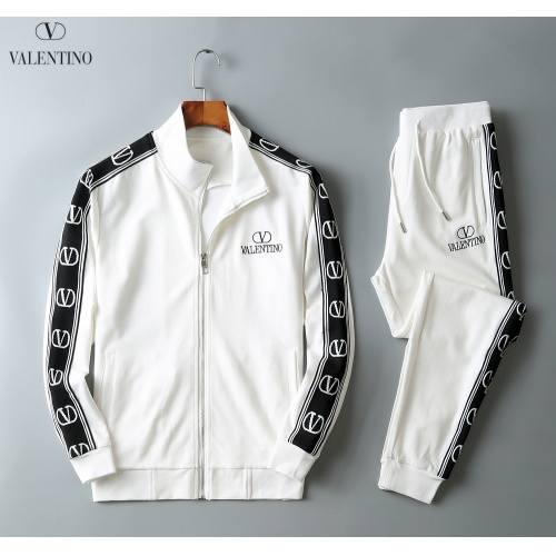 Valentino Tracksuits Long Sleeved Zipper For Men #808808