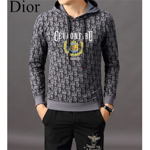 Christian Dior Hoodies Long Sleeved Hat For Men #808828