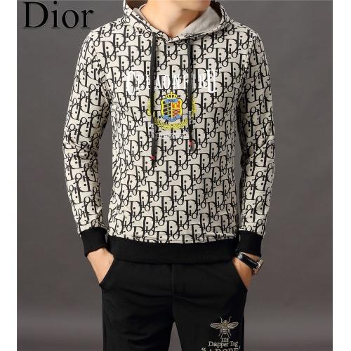 Christian Dior Hoodies Long Sleeved Hat For Men #808829