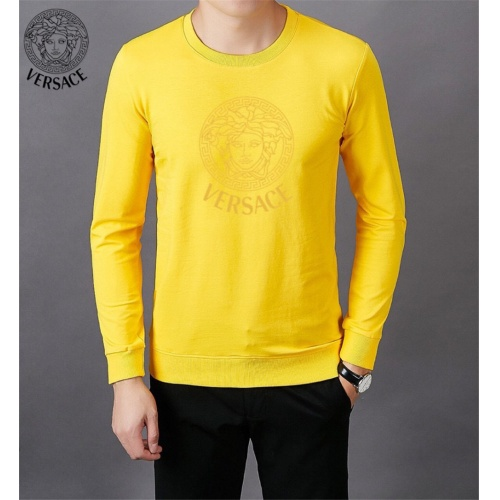 Versace Hoodies Long Sleeved O-Neck For Men #808838