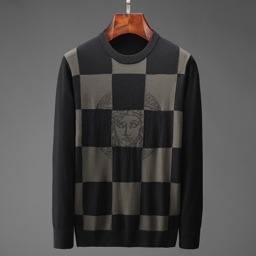 Versace Sweaters Long Sleeved Hat For Men #808847
