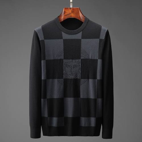Versace Sweaters Long Sleeved Hat For Men #808848