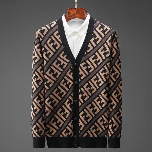 Fendi Sweaters Long Sleeved Hat For Men #808854
