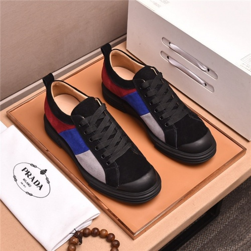 Prada Casual Shoes For Men #808950