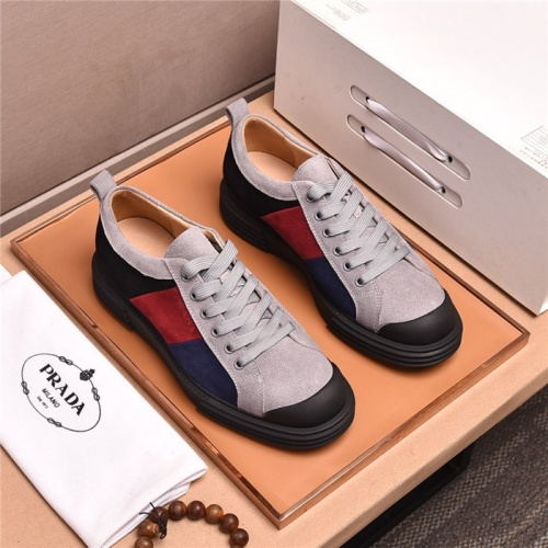 Prada Casual Shoes For Men #808951
