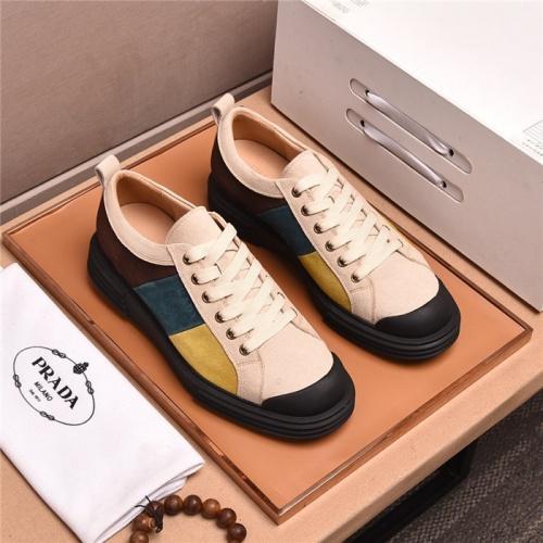 Prada Casual Shoes For Men #808952