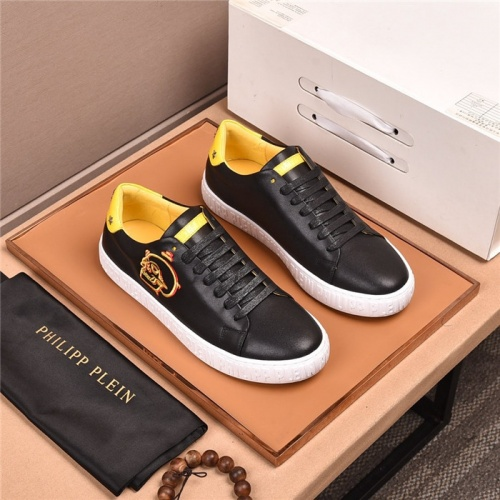 Philipp Plein PP Casual Shoes For Men #808953 $80.00, Wholesale Replica Philipp Plein Shoes