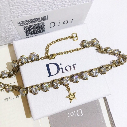 Christian Dior Necklace #808972 $40.00, Wholesale Replica Christian Dior Necklace