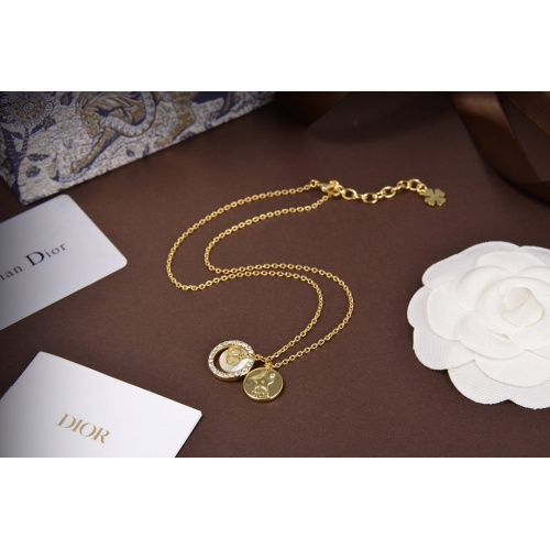 Christian Dior Necklace #808973 $29.00, Wholesale Replica Christian Dior Necklace
