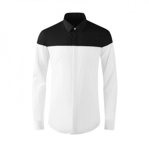 Armani Shirts Long Sleeved Polo For Men #808995