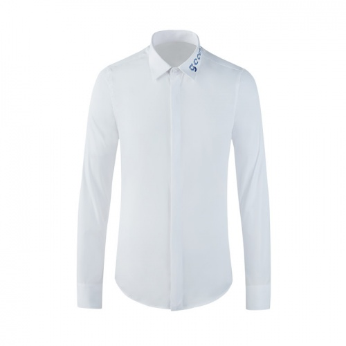 Dolce & Gabbana D&G Shirts Long Sleeved Polo For Men #809058