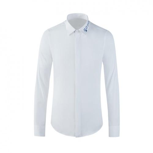 Dolce & Gabbana D&G Shirts Long Sleeved Polo For Men #809058