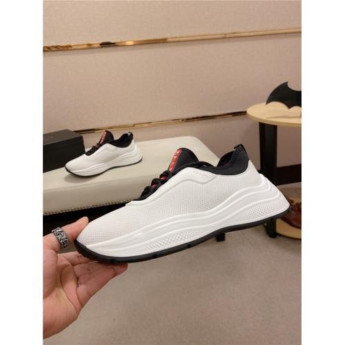 Prada Casual Shoes For Men #809090