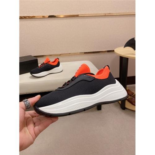 Prada Casual Shoes For Men #809091