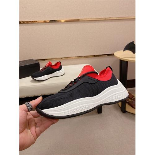 Prada Casual Shoes For Men #809093