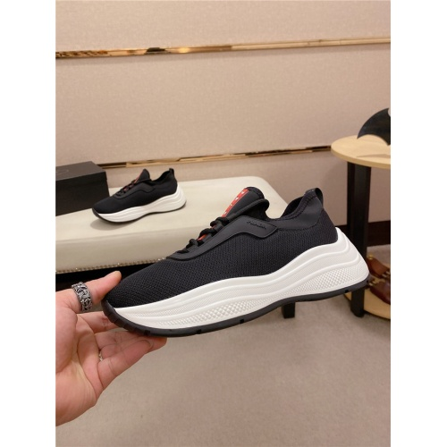 Prada Casual Shoes For Men #809094
