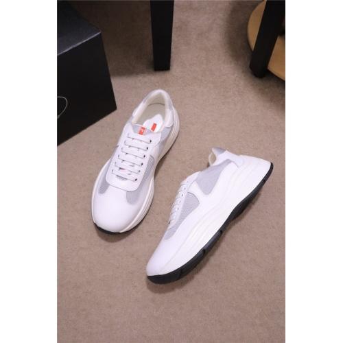 Prada Casual Shoes For Men #809096