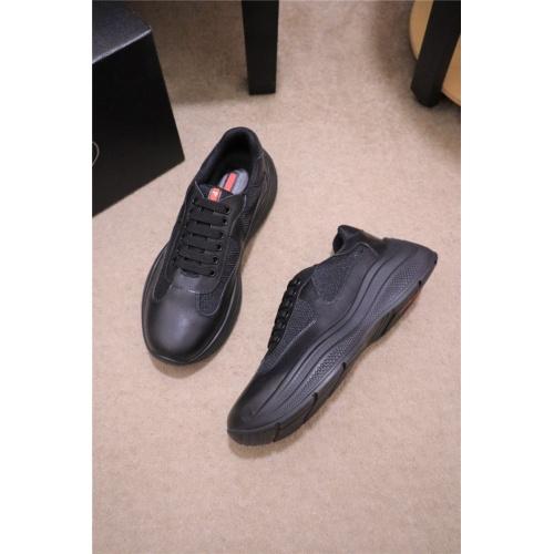 Prada Casual Shoes For Men #809097