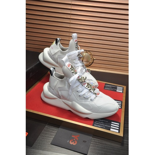 Y-3 Casual Shoes For Men #809105 $85.00 USD, Wholesale Replica Y-3 Casual Shoes