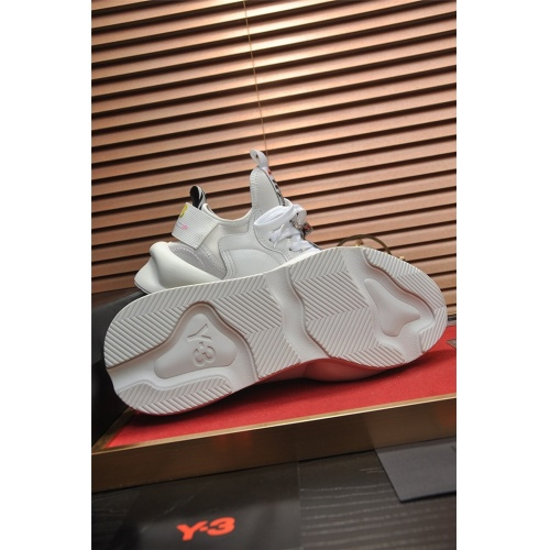 Replica Y-3 Casual Shoes For Men #809105 $85.00 USD for Wholesale