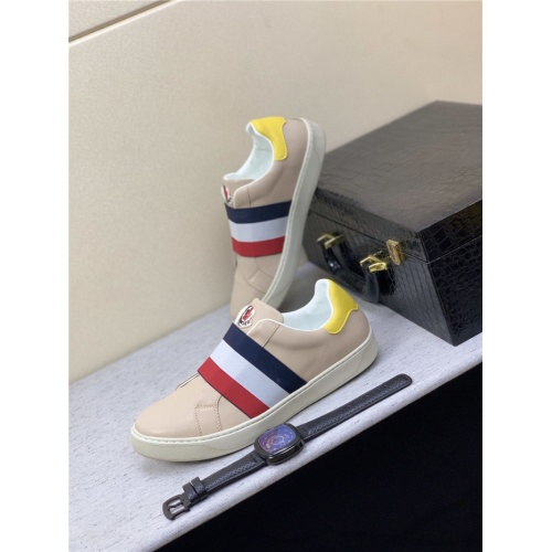Moncler Casual Shoes For Men #809110