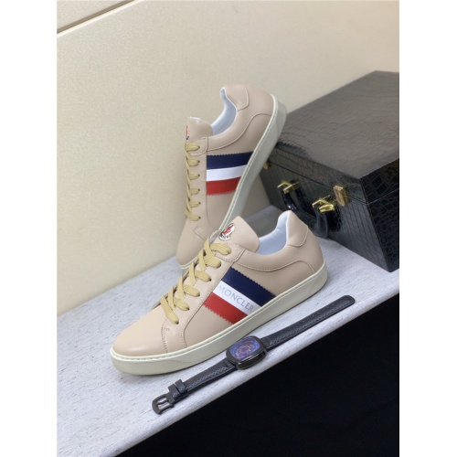 Moncler Casual Shoes For Men #809112
