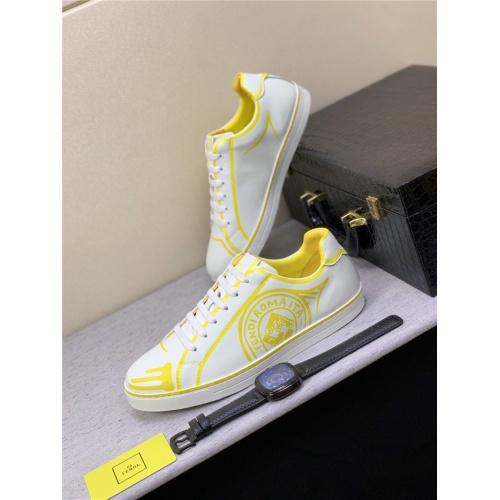 Fendi Casual Shoes For Men #809118