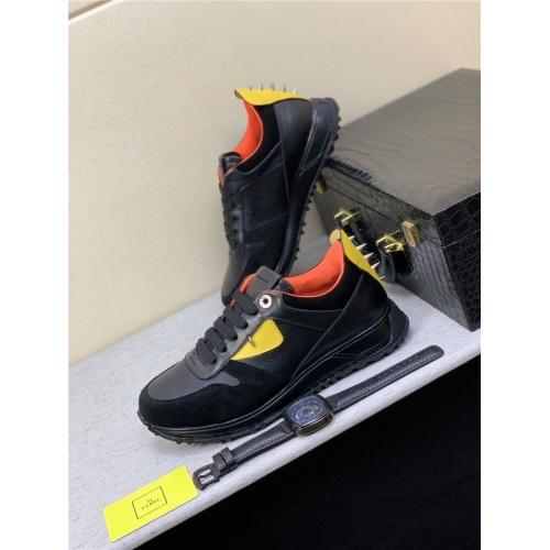 Fendi Casual Shoes For Men #809120