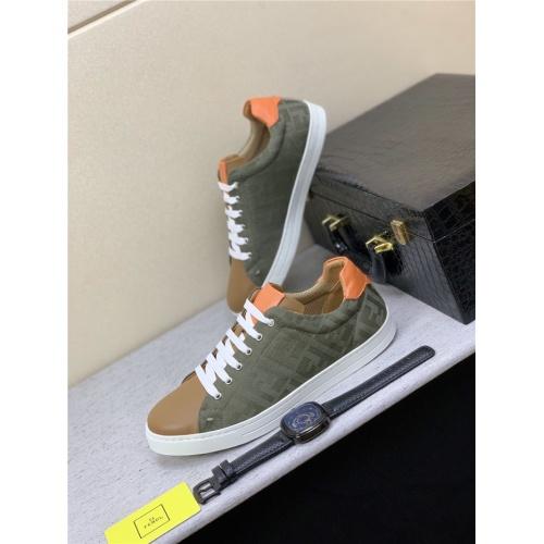 Fendi Casual Shoes For Men #809121