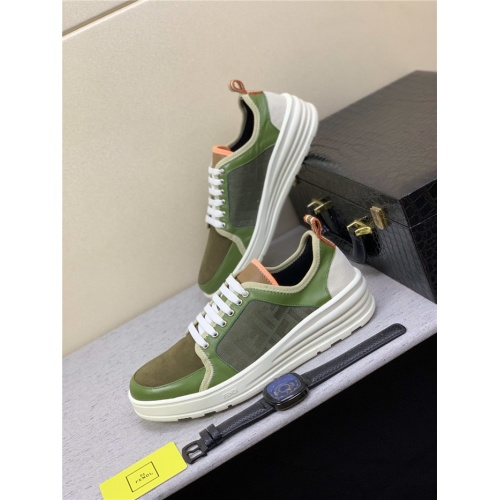Fendi Casual Shoes For Men #809123