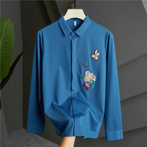 Dolce & Gabbana D&G Shirts Long Sleeved Polo For Men #809248
