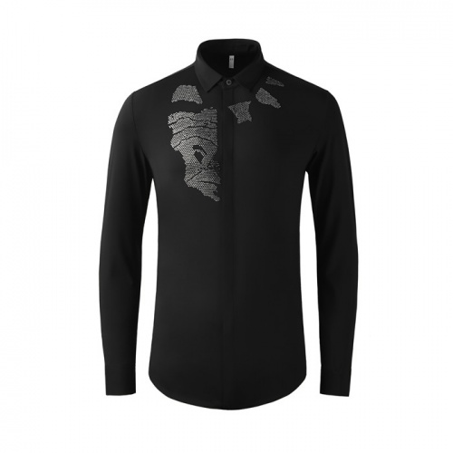 Dolce & Gabbana D&G Shirts Long Sleeved Polo For Men #809254
