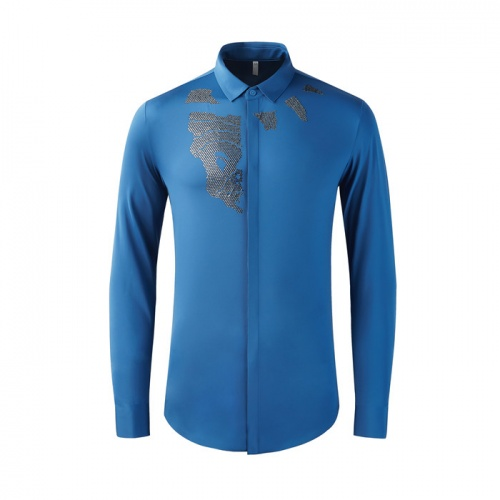 Dolce & Gabbana D&G Shirts Long Sleeved Polo For Men #809255