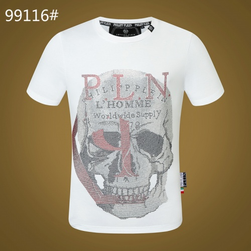 Philipp Plein PP T-Shirts Short Sleeved O-Neck For Men #809271
