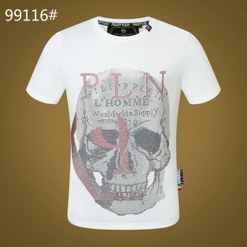 Philipp Plein PP T-Shirts Short Sleeved O-Neck For Men #809271
