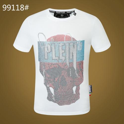Philipp Plein PP T-Shirts Short Sleeved O-Neck For Men #809274