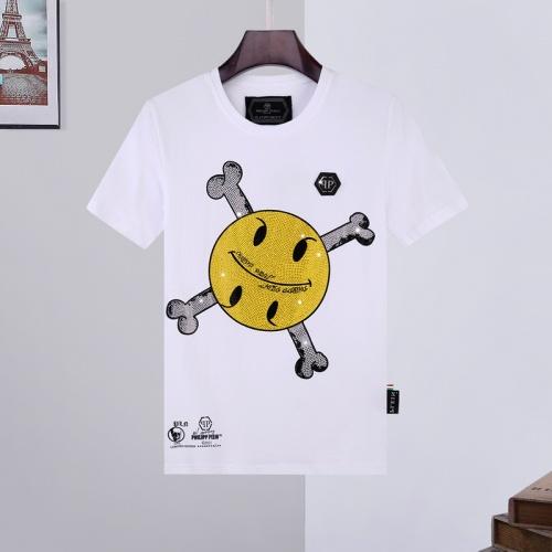 Philipp Plein PP T-Shirts Short Sleeved O-Neck For Men #809275