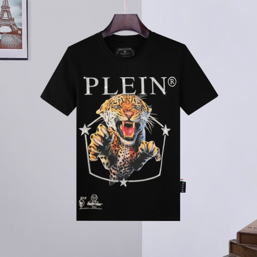 Philipp Plein PP T-Shirts Short Sleeved O-Neck For Men #809277