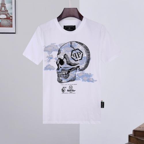 Philipp Plein PP T-Shirts Short Sleeved O-Neck For Men #809282