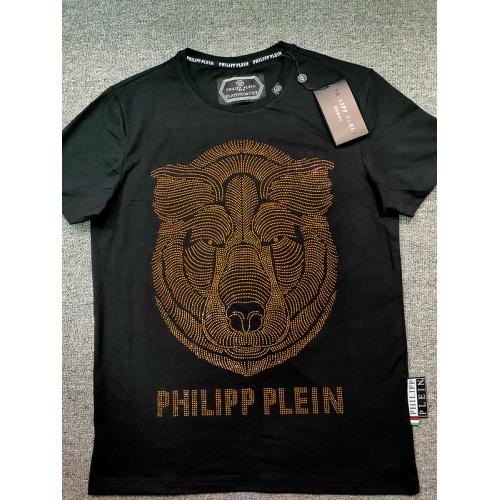 Philipp Plein PP T-Shirts Short Sleeved O-Neck For Men #809293